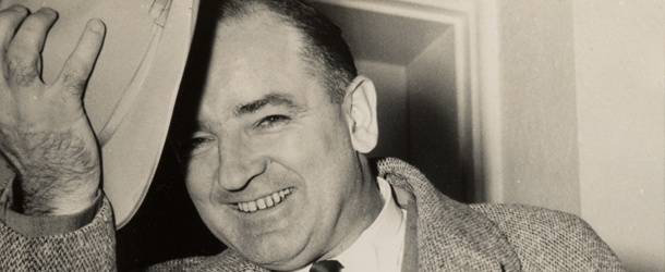 joseph mccarthy pushed americas fears to the extreme Senator joseph mccarthy was the leader of the communist findings that became extreme until it was given the word 'mccarthyism' results from his denunciation brought back another red scare or known as the second red scare to the united states.