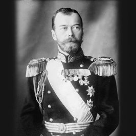 Russian Tsar Nicholas II Abdicated