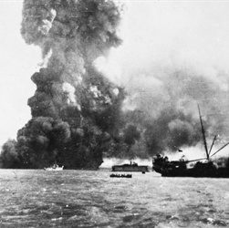 Bombing of Darwin by Japanese forces