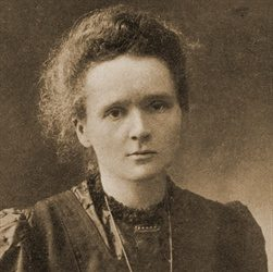 Marie Curie First to Get Second Nobel Prize