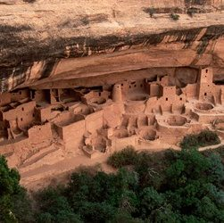 """Mesa Verde Is """"Discovered"""""""