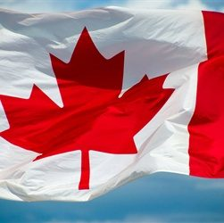 Canada Adopts Its Own Flag