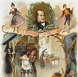 "Rossini to Write Iconic ""The Barber of Seville"""