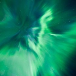 First Recorded Sighting of Aurora