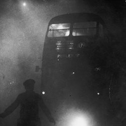 The Great Smog Descends on London