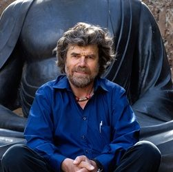 """Messner First to Summit All 14 """"Eight-Thousanders"""""""