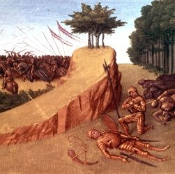 Battle of Roncevaux Pass