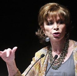 Writer Isabel Allende Is Born