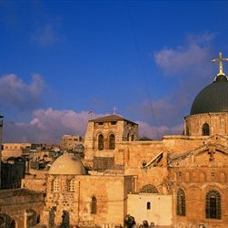 Church of the Holy Sepulchre Consecrated