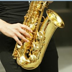 Saxophone Is Patented