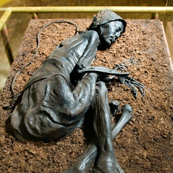 Tollund Man Discovered History Channel On Foxtel