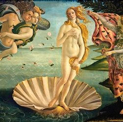 Botticelli's Inspiration Dies