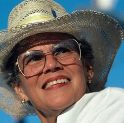 First Elected Female Head of State in Americas