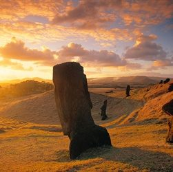 Easter Island Discovered