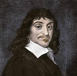Father of Modern Philosophy Born