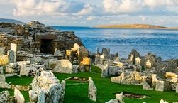 Orkney and Shetland Are Pawned as Dowry