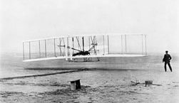 First Airplane Flies | History Channel on Foxtel