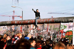 Berlin Wall Opened