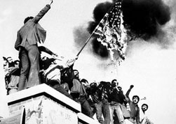 Iranians Seize American Hostages