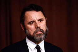 Terry Waite disappears