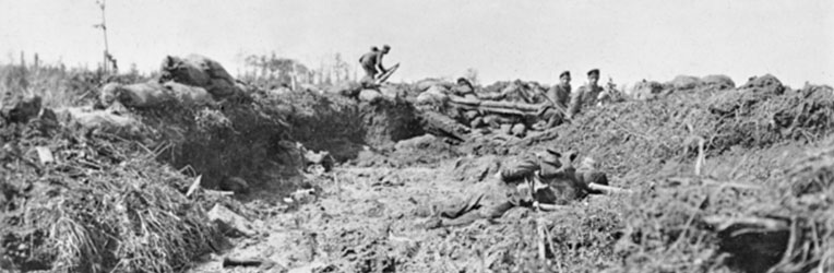 The Western Front – the ANZAC Baptism of Fire in Europe