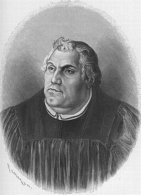 Luther defiant at Diet of Worms