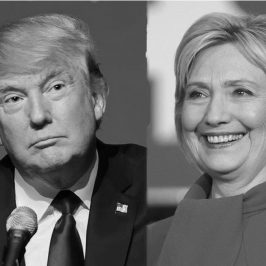 Clinton and Trump: A Brief History