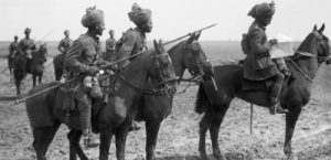 Indian Troops in Africa
