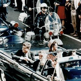President John F. Kennedy is Assassinated