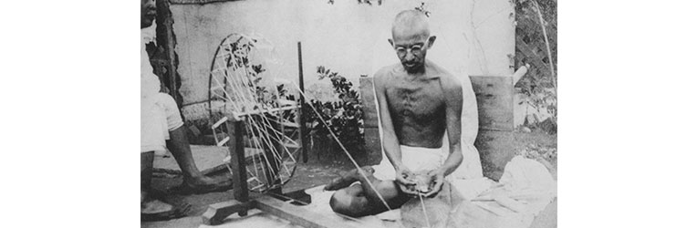 Gandhi: The Life of a Peacemaker