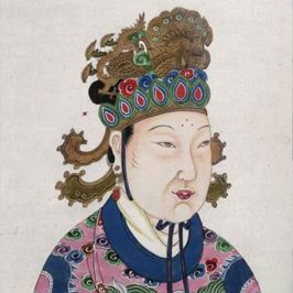Wu Zetian – A Woman's Journey to Rule
