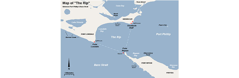 The Rip – A Deadly Stretch of Water