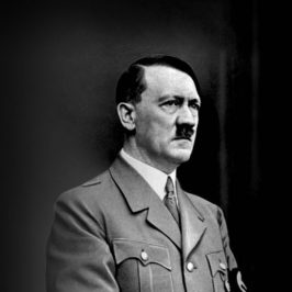 evil genious adolf hitler It was hitler's evil genius that he was able to exploit such techniques to perfection  in order to gain the prize which he sought, the possession of unlimited power.