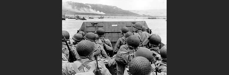 The Turning of the Tide: D-Day