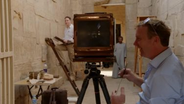 The Man Who Shot Tutankhamun – Sneak Peek