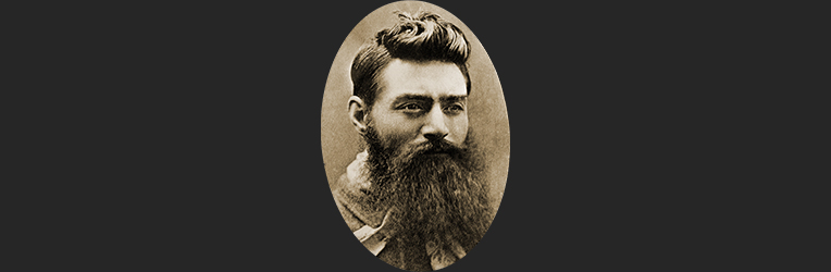 Outlaw in Armour – Ned Kelly