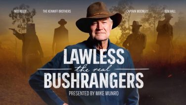 LAWLESS – The Real Bushrangers – Launch