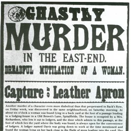 Jack the Ripper – Fact and Fiction Down the Decades