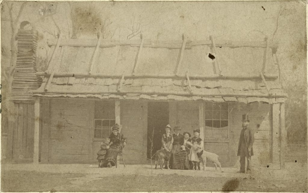 Kelly Homestead Greta West 1881