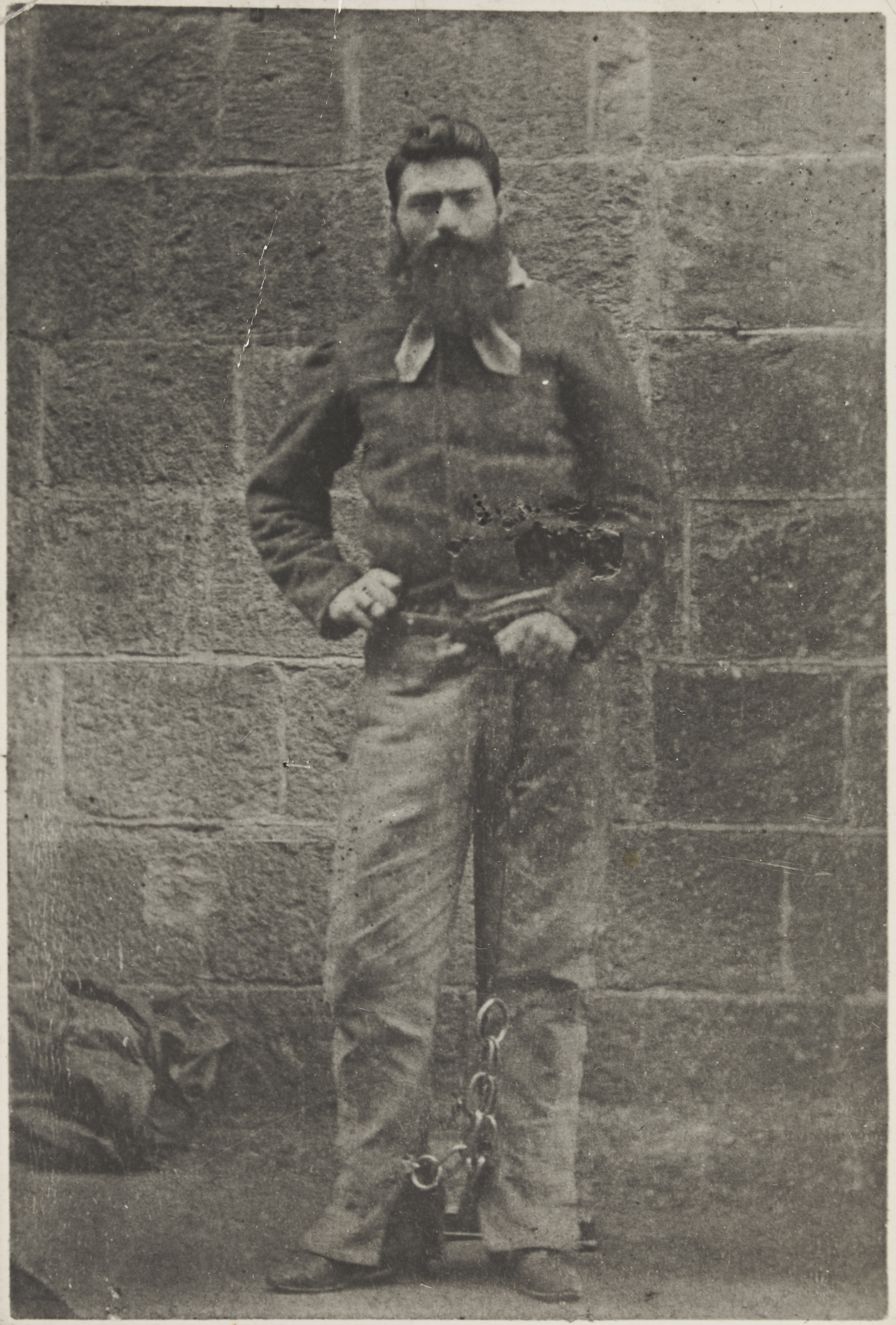 Lawless the real bushrangers ned kelly timeline history channel ned kelly in chains maxwellsz