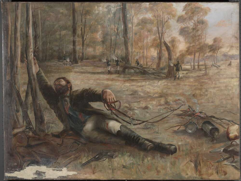 Death of Ben Hall