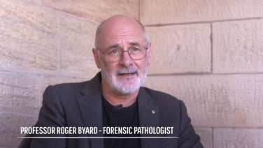LAWLESS – The Real Bushrangers: Bio Professor Roger Byard