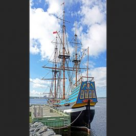 Voyage of the Hector – The Birth of Nova Scotia