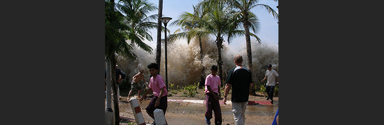 Monster of the Deep – The Asian Tsunami of 2004