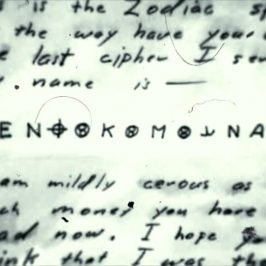 The Hunt For The Zodiac Killer – Teaser