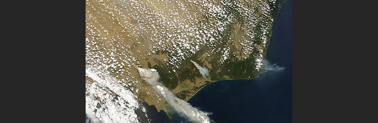 Victoria Burning – The Black Saturday Fires of February 2009