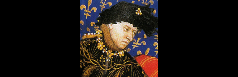 Man of Glass – The Strange Disorder of Charles VI of France