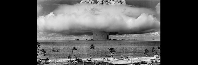 The Big Bang – Halting Nuclear Testing During the Cold War