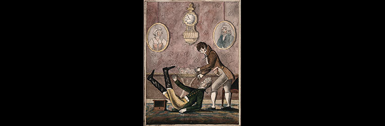 Dentistry in the 1700's