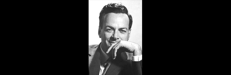 100th Anniversary of the birth of Richard Feynman